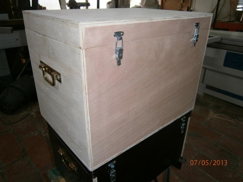 Fabrication coffrets de rangement pour accessoires Festool P5070113