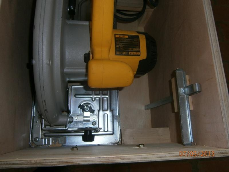 Fabrication coffrets de rangement pour accessoires Festool P5070116