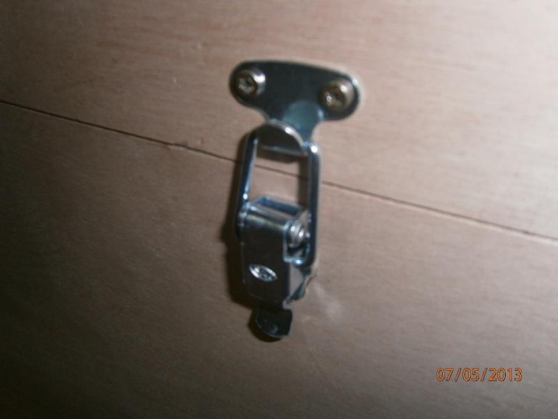 Fabrication coffrets de rangement pour accessoires Festool P5070122