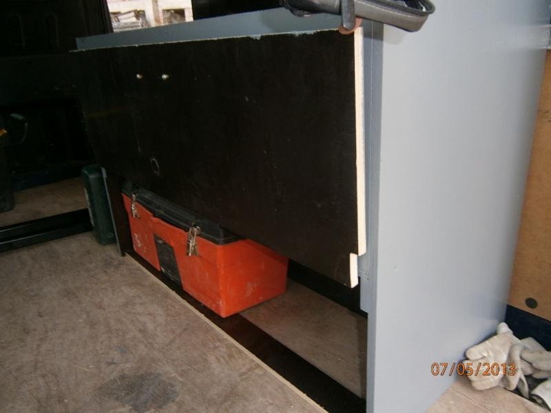 Fabrication coffrets de rangement pour accessoires Festool P5070133