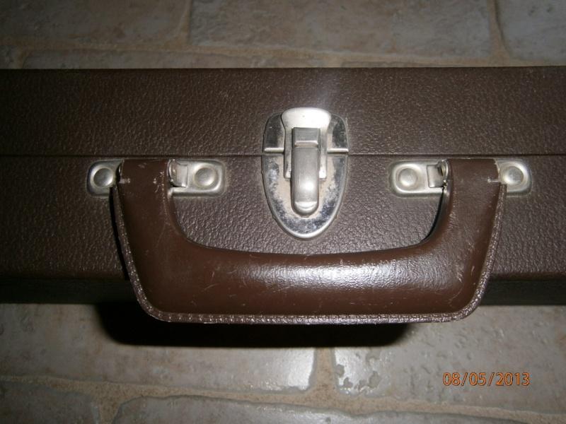[réalisation] une valise pour fusil de chasse P5080110