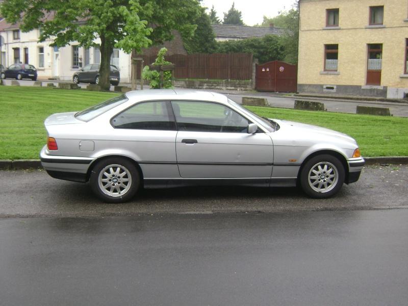 BMW 320i Coupé e36 de 1997 Dsc00615