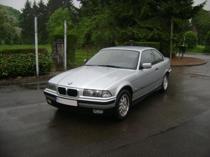 BMW 320i Coupé e36 de 1997 Dsc00616