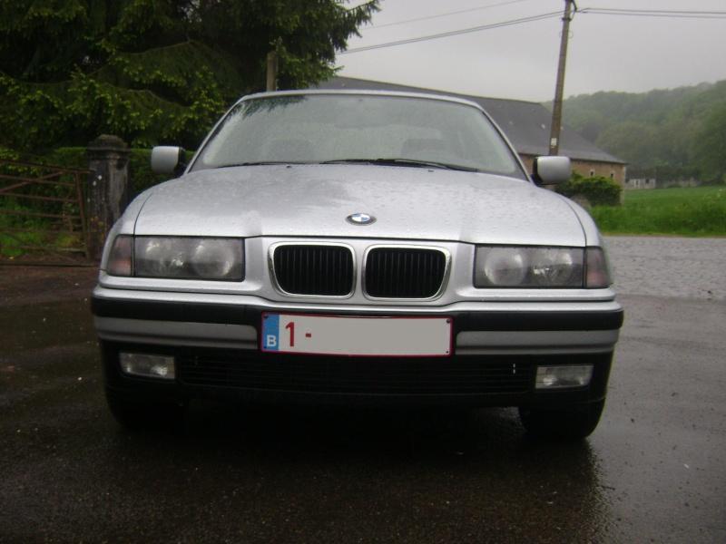 BMW 320i Coupé e36 de 1997 Dsc00620