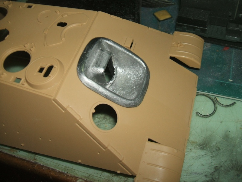 Jagdpanther Tamiya 1/35 Dscf0911