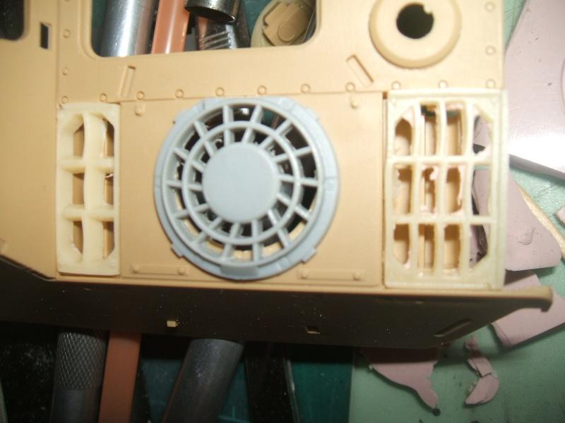Jagdpanther Tamiya 1/35 Dscf0914