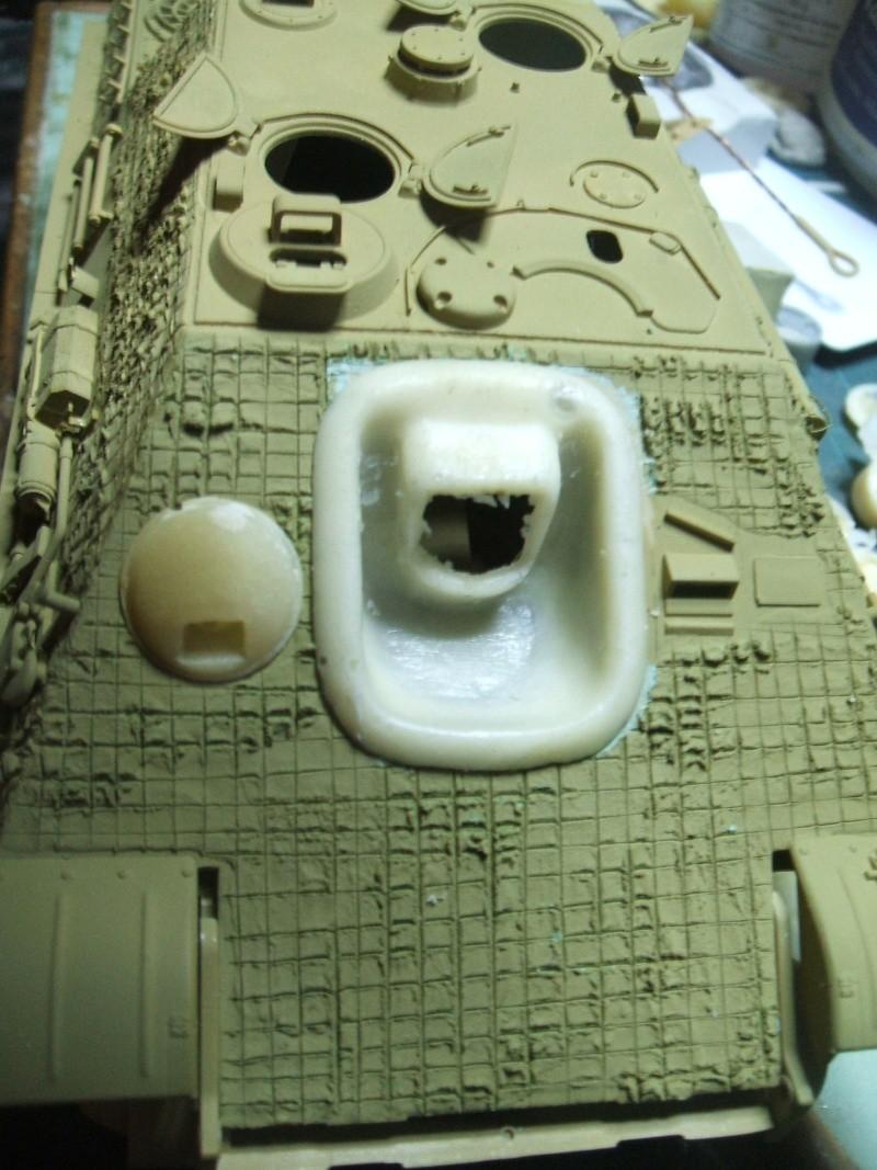 Jagdpanther Tamiya 1/35 Dscf0924