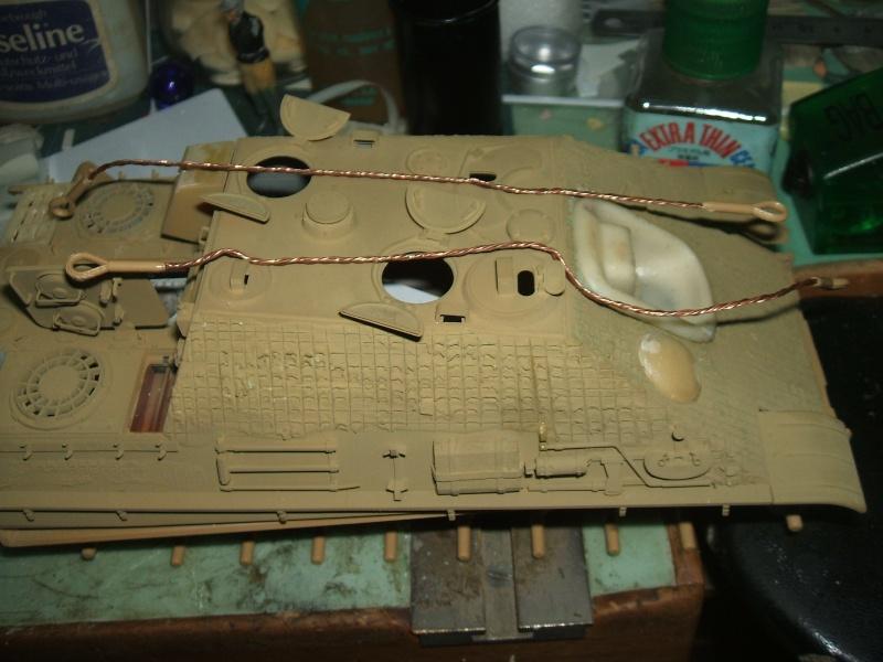 Jagdpanther Tamiya 1/35 Dscf0925