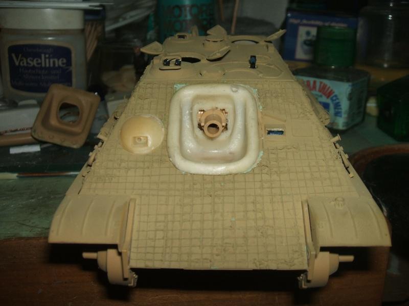 Jagdpanther Tamiya 1/35 Dscf0926