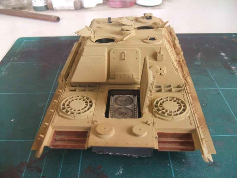 Jagdpanther Tamiya 1/35 Jagdpa12