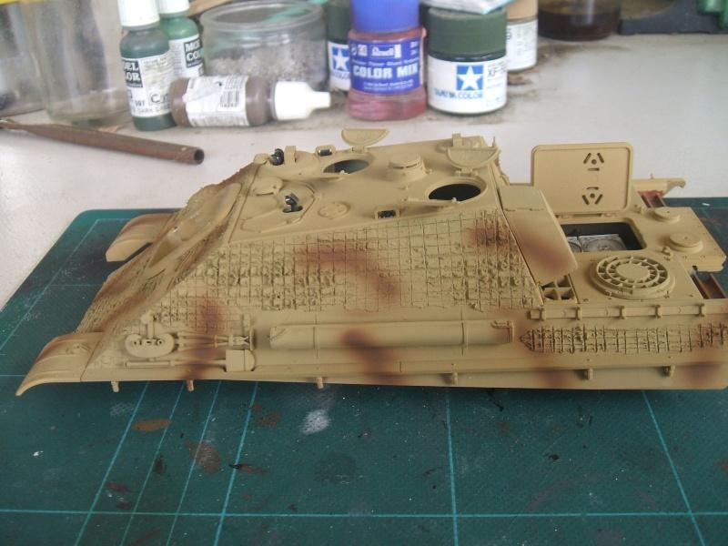 Jagdpanther Tamiya 1/35 Jagdpa15