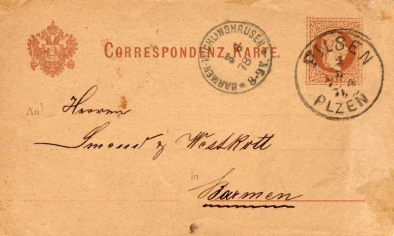 Ganzsache 1878 Ganzsa11
