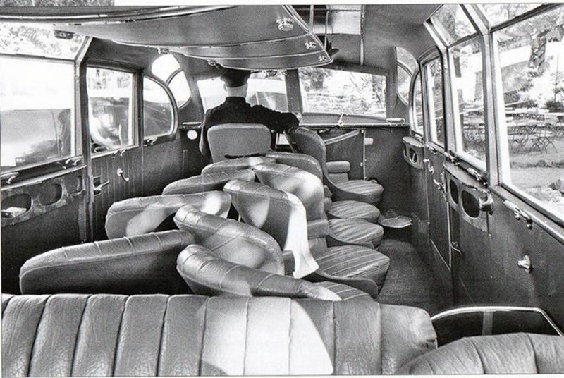 """Opel Blitzbus """"Strassenzeppelin Essen"""" 1/72 Roden 312"""