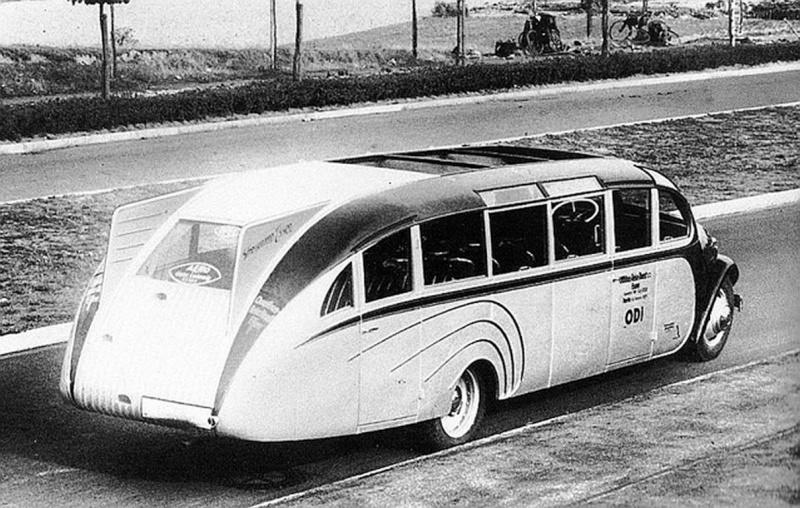 """Opel Blitzbus """"Strassenzeppelin Essen"""" 1/72 Roden 412"""