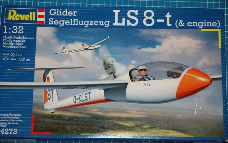 LS 8-t in 1/32 von Revell K800_d86