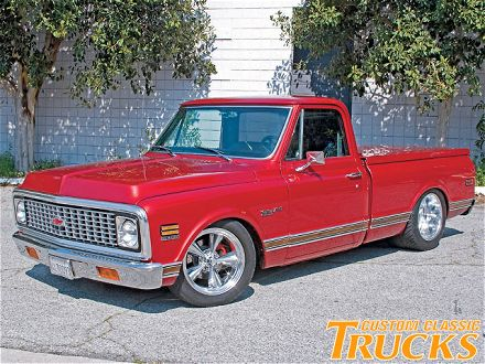 Your (Current) Favorite Truck - Page 3 1972_c10