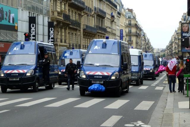 Vive la vraie France ! Manif210