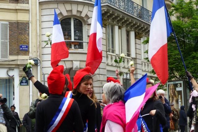 Vive la vraie France ! Manif212
