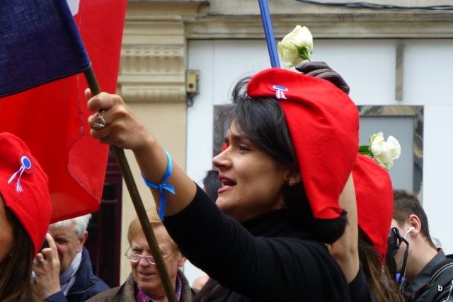 Vive la vraie France ! Manif213