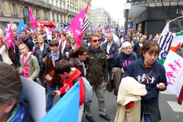 Vive la vraie France ! Manif214