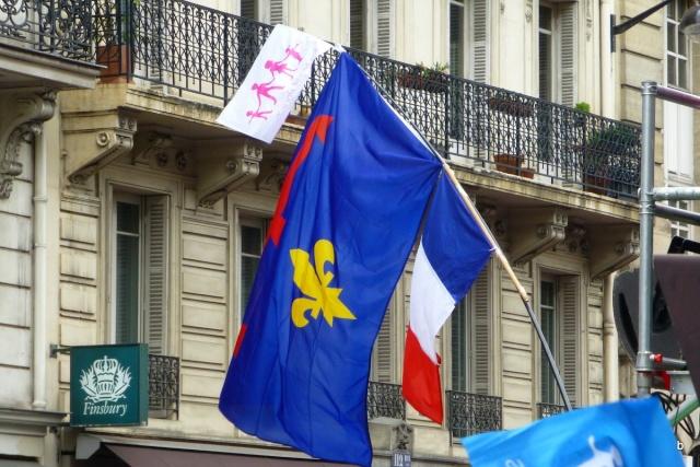 Vive la vraie France ! Manif216