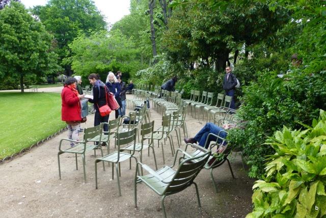 Choses vues dans le jardin du Luxembourg, à Paris - Page 2 Pariss16