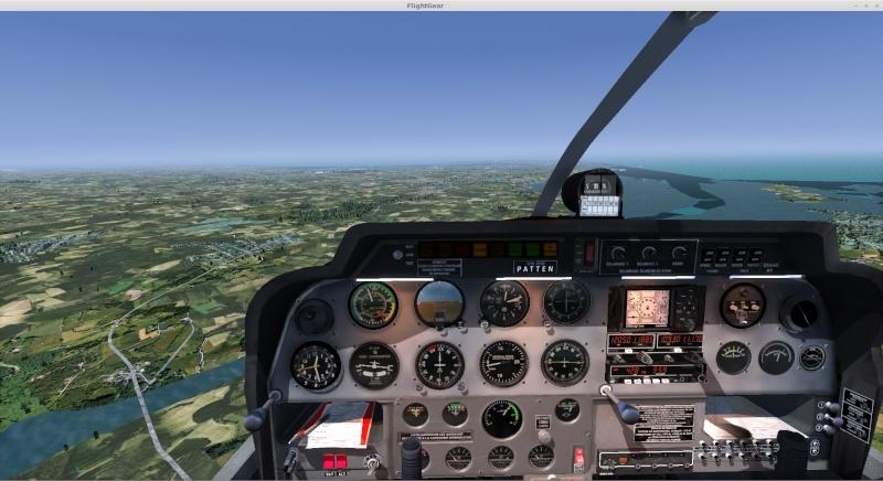 Vol à vue ( et à l'estime ) LFRU/LFRB/LFRQ Captur19