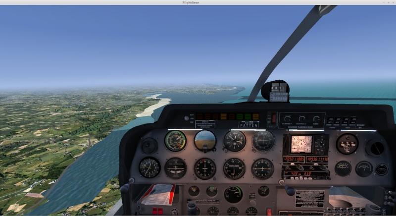 Vol à vue ( et à l'estime ) LFRU/LFRB/LFRQ Captur20