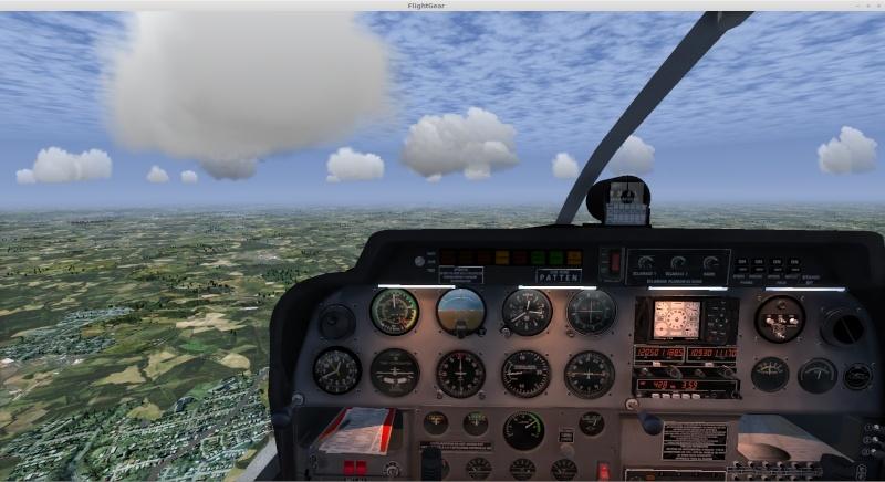 Vol à vue ( et à l'estime ) LFRU/LFRB/LFRQ Captur21