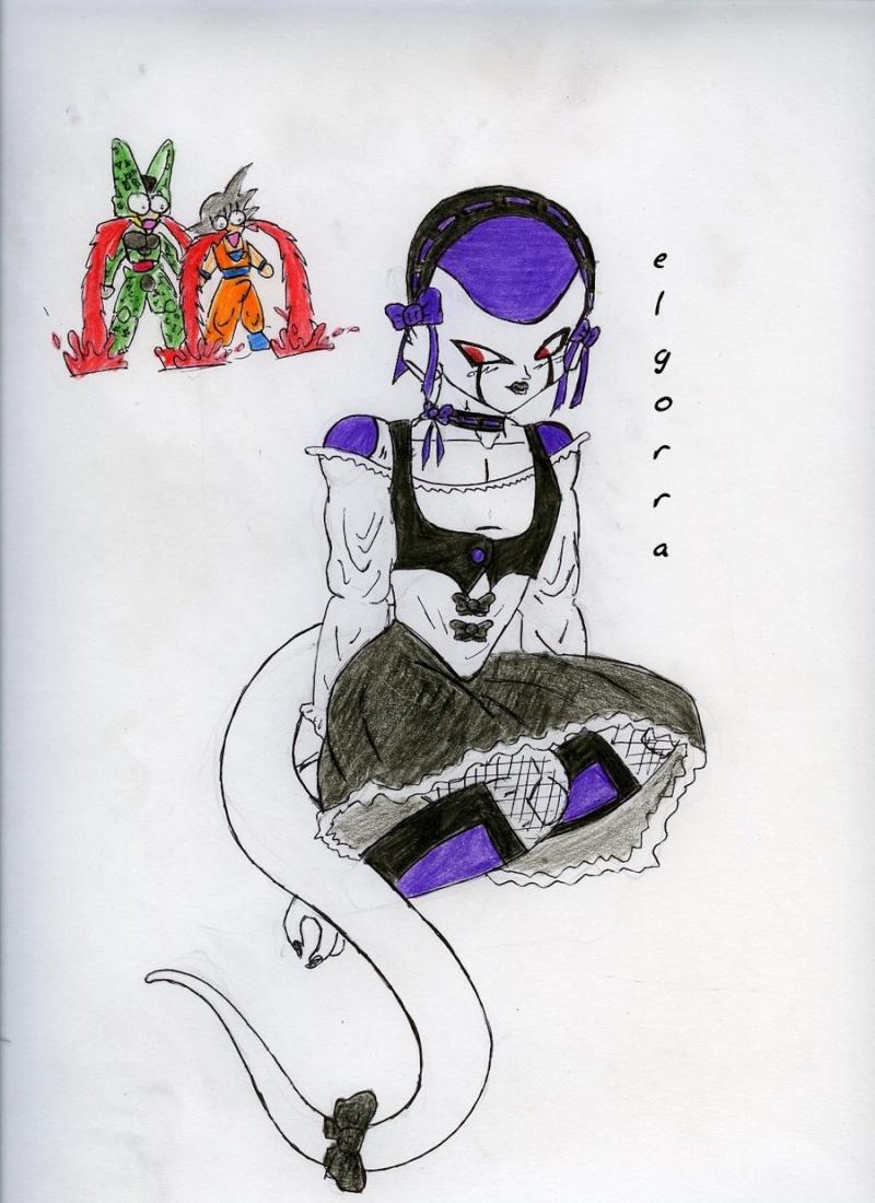 Images et dessins improbables de lolitas Freeze10