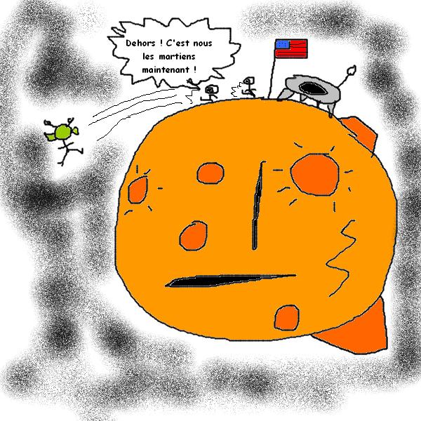 Des p'tits dessins rigolos (photofiltre) Mars13