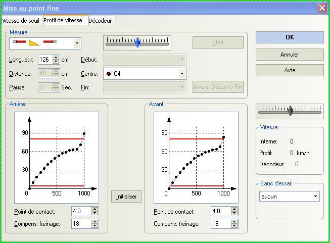 Atelier profil avancé de vitesse Profil13