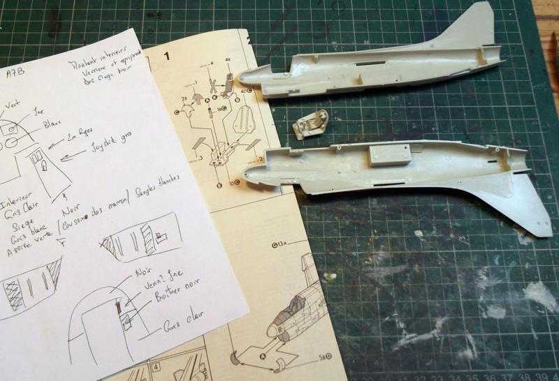 [Chrono 20] Esci - A7B Corsair II Dscf8625