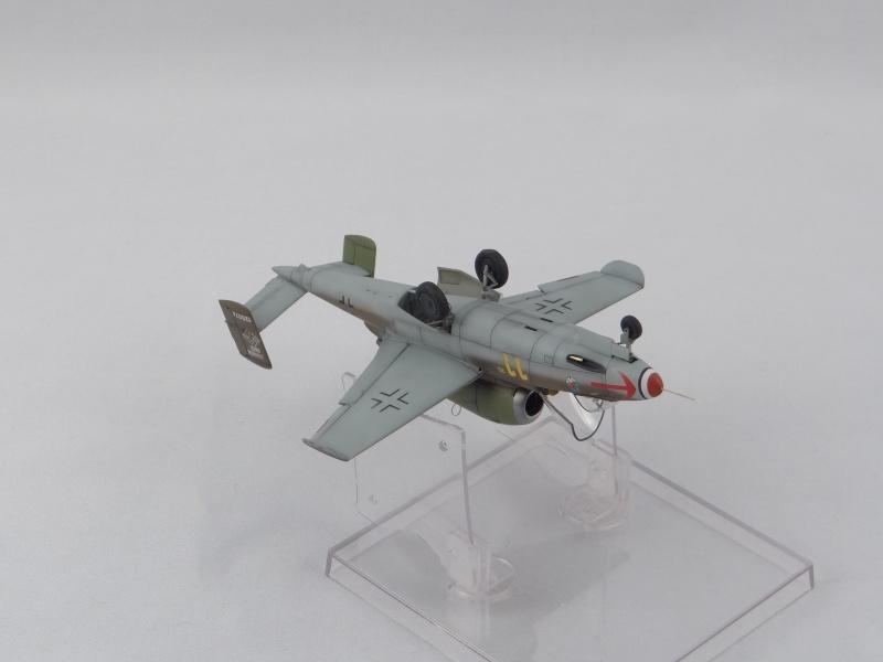 HEINKEL He 162 Salamander [ TAMIYA ](Terminé) Dsc01317