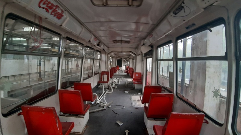 Salvarea ultimelor vehicule istorice de transport public electric din Ploiești 74801810