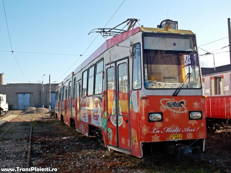 Salvarea ultimelor vehicule istorice de transport public electric din Ploiești Dscn1210