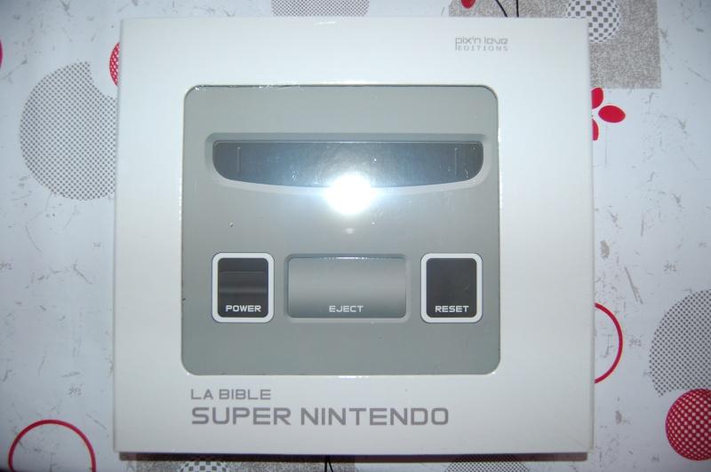 Unboxing de la version Collector de la bible Super Nintendo Dsc_0210