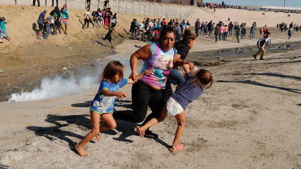 Muros y vallas contra entrada de trabajadores inmigrantes 15431710