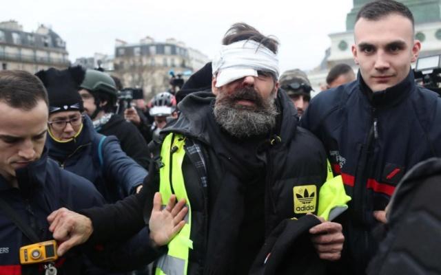 Sobre el movimiento de los chalecos amarillos en Francia. Crítica necesaria a NC y otros grupos. Valoraciones e informaciones - Página 5 79977710