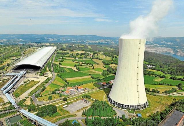 Naturgy, antigua Fenosa y Gas Natural, reducirá en 300 trabajadores su plantilla en Galicia. Cp9f0910