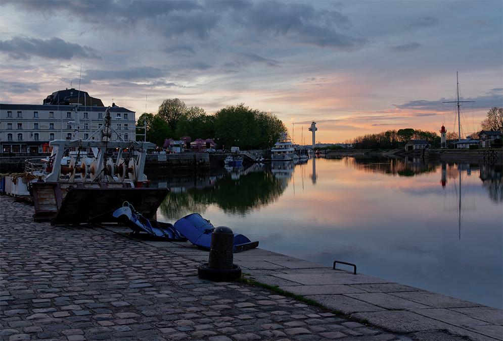 Honfleur, port de pêche Honfle12