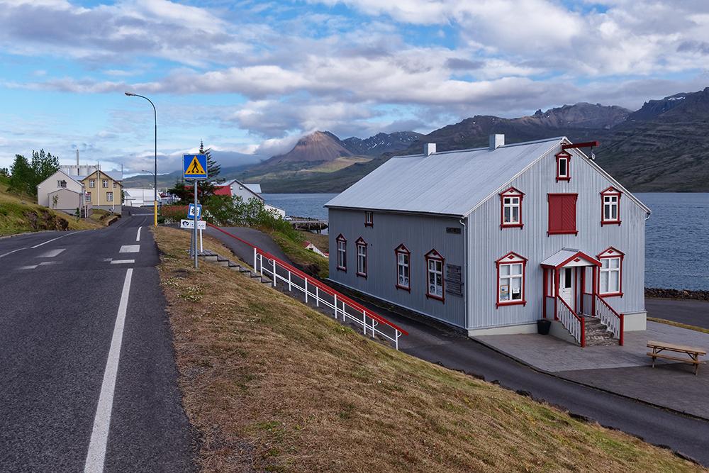 [Paysages] Fáskrúðsfjörður, le village des Français P1020510