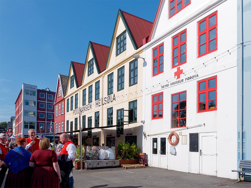[Architecture_et_Graphisme] Torshavn en fête. P1050133