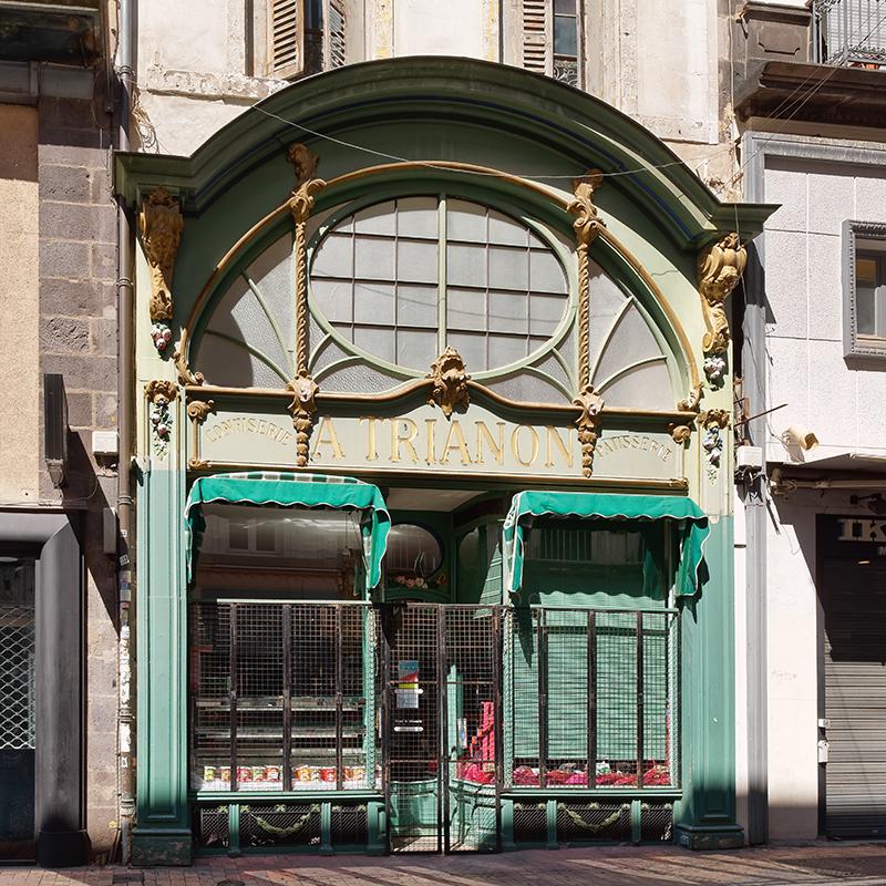Confiserie, pâtisserie, A Trianon à Clermont P1080618