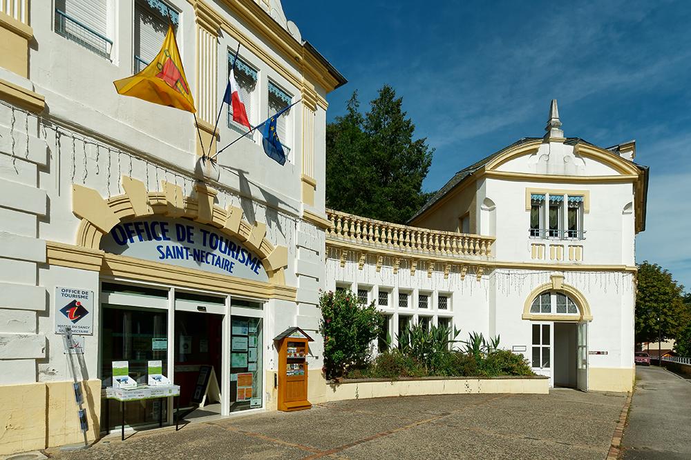 Saint Nectaire, office de tourisme 3 P1080823