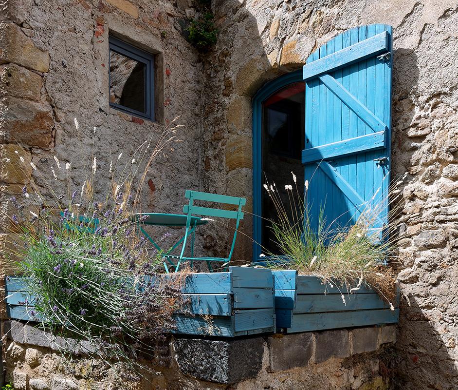 Petit coin tranquille à Champeix P1080938
