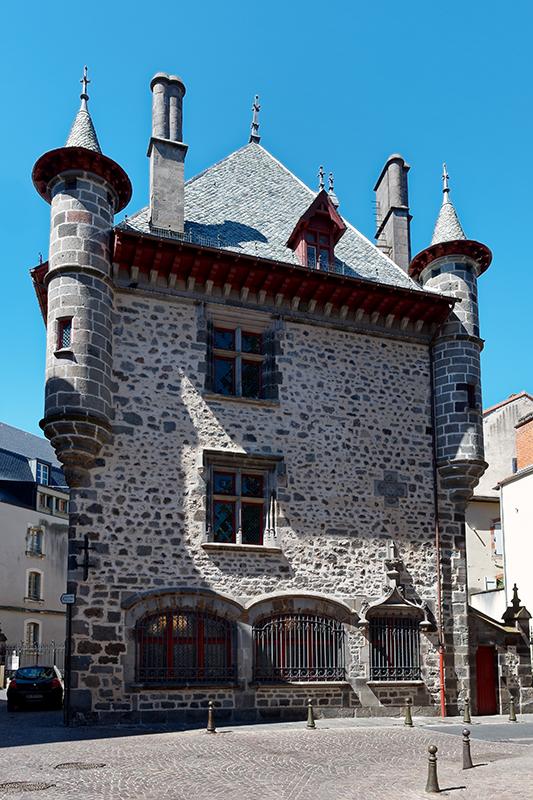 Maison des Consuls, Aurillac P1090424