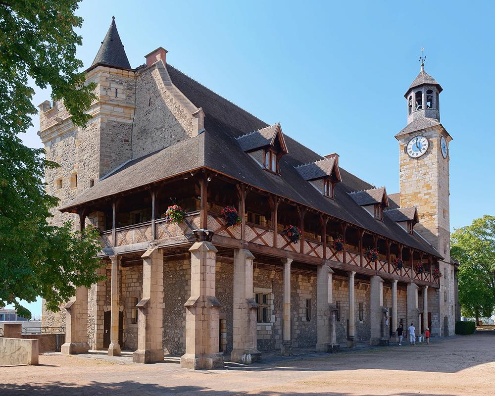 Château des ducs de Bourbon à Montluçon P1090530