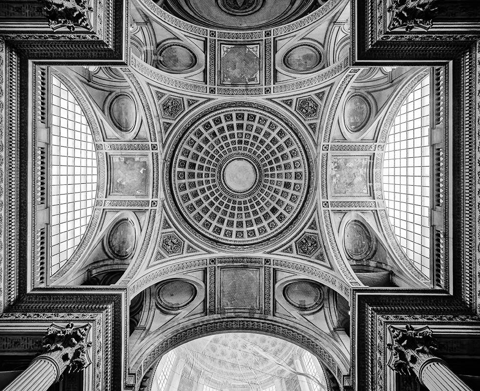 Panthéon, coupole Panthz11