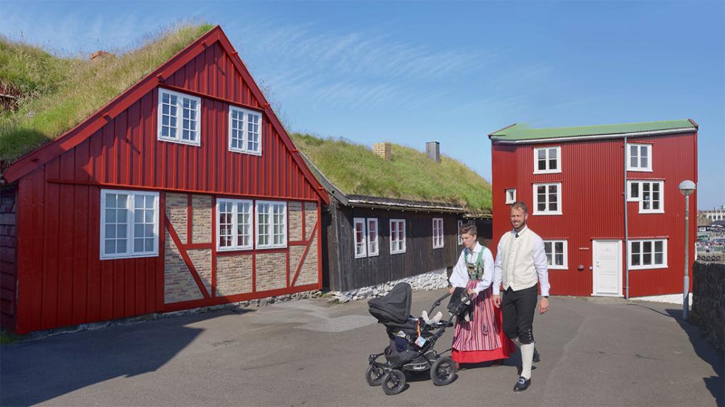 [Rue et Instants de vie] Torshavn, fête nationale Torsha12